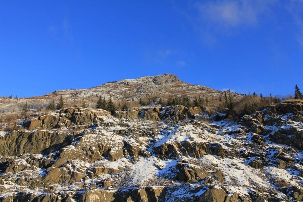 Mountain side, Kenai Peninsula